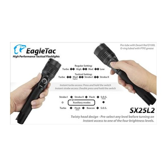 additional image for SX25L2 R33 Rechargeable