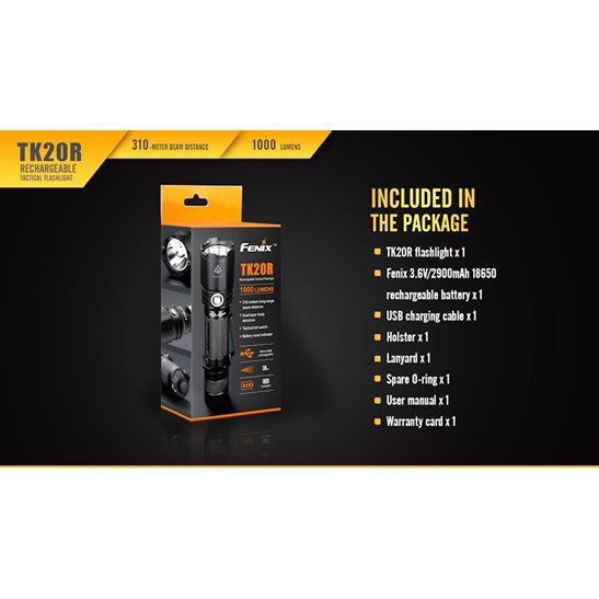 additional image for TK20R Rechargeable