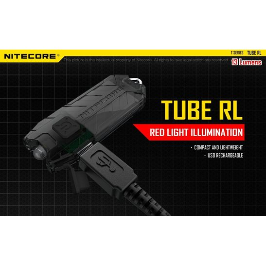additional image for Tube RL Red Light