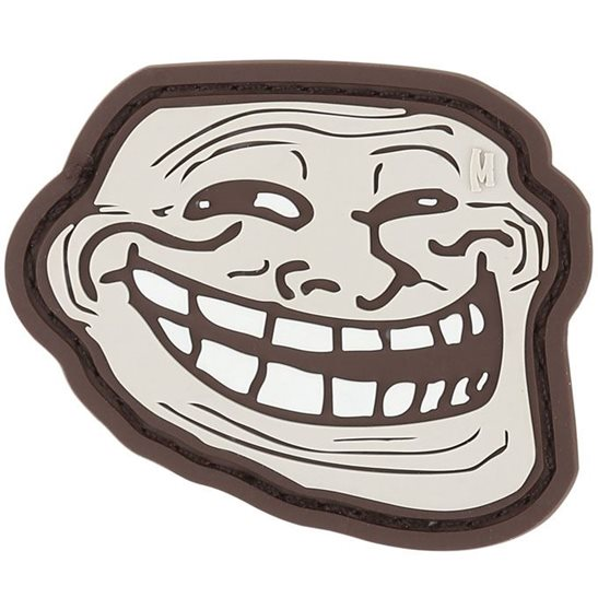 additional image for Troll Face Patch