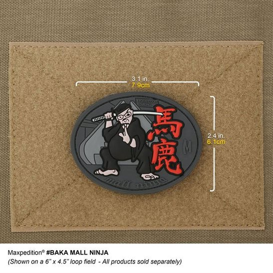 additional image for Mall Ninja Patch