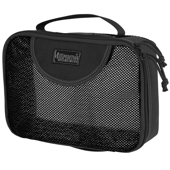 additional image for Cuboid Pouch - Black