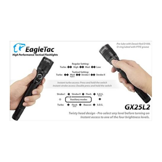 additional image for GX25L2 R22 Rechargeable