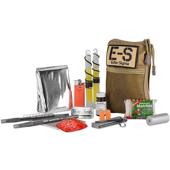 additional image for Compact Survival Kit