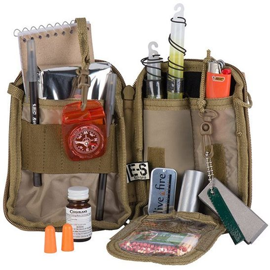 Echo Sigma Compact Emergency Survival Kit Flashaholics Co Uk