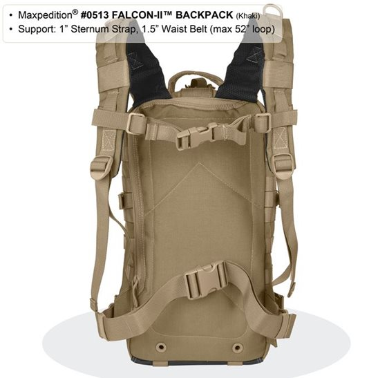 additional image for Falcon 2 Backpack