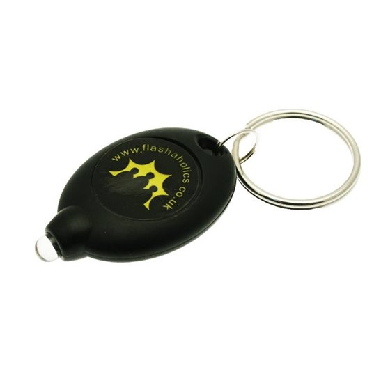 Flashaholics Photon Keyring Torch
