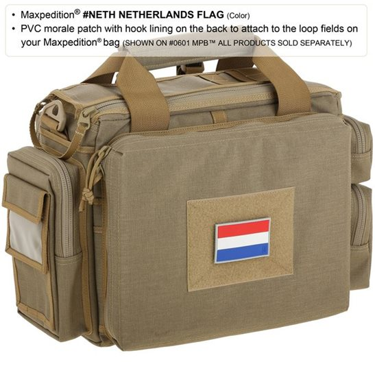 additional image for Netherlands Flag Patch
