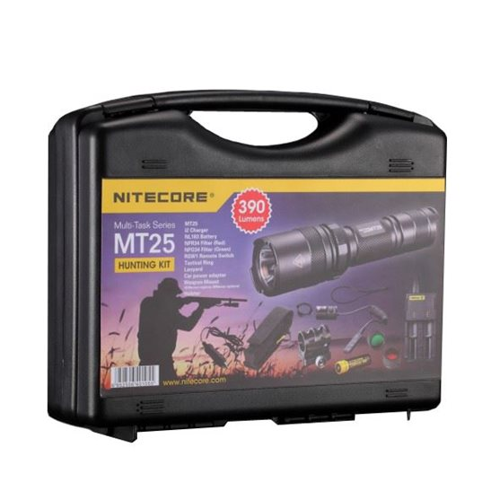 Nitecore MT25 Hunting Kit