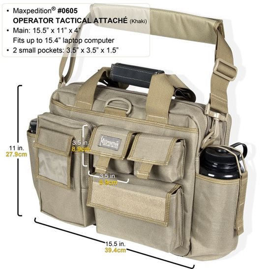 additional image for Operator Tactical Attache