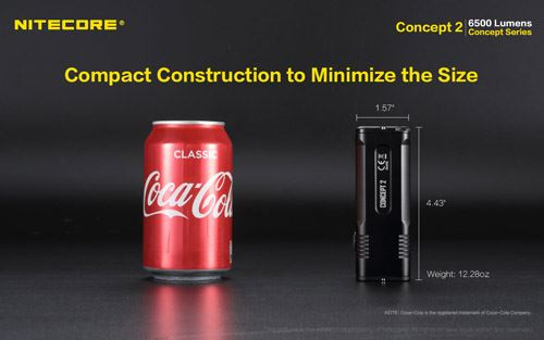 Nitecore Concept Two