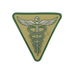 Caduceus Patch