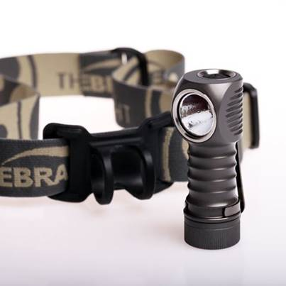 Zebralight H32W Headlamp