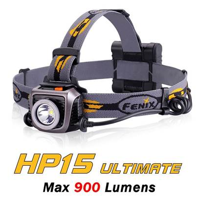 Fenix HP15 UE Ultimate Edition