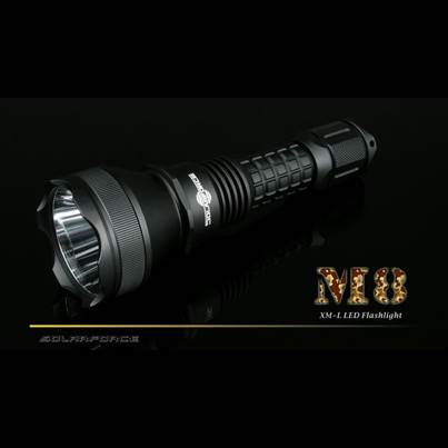 Solarforce M8 Flashlight