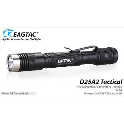 Eagletac D25A2 Tactical