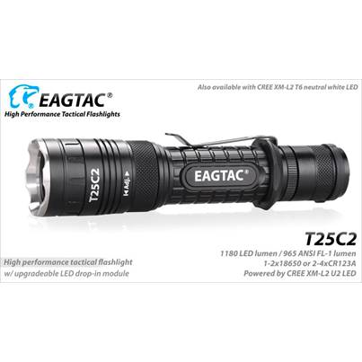 Eagletac T25C2 XP-L