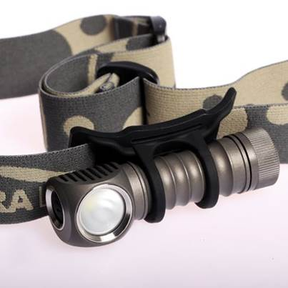 Zebralight H52FW Headlamp