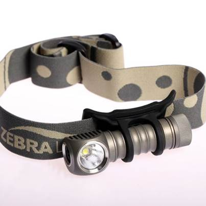 Zebralight H52 Headlamp