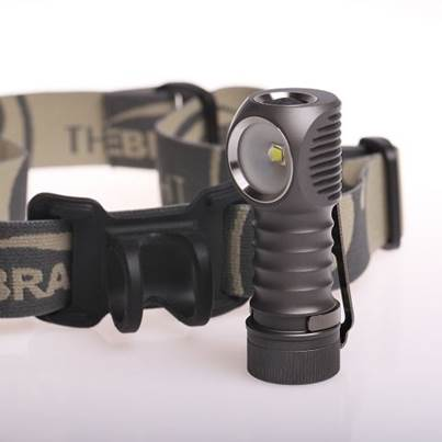 Zebralight H302 Headlamp