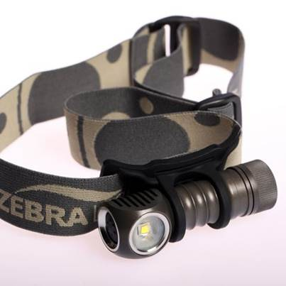 Zebralight H502D Headlamp