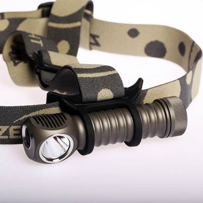 Zebralight H600 MK II Headlamp