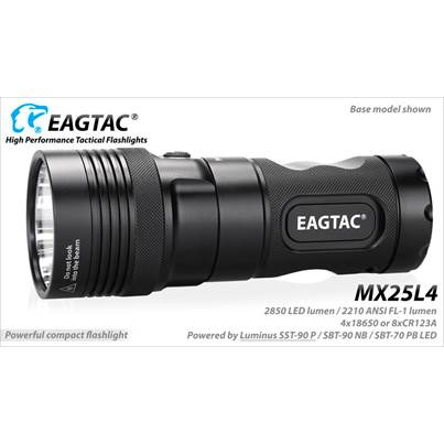 Eagletac MX25L4