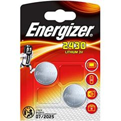 2430 Lithium Batteries - 2 Pack