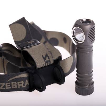 Zebralight H600 MK IV Headlamp