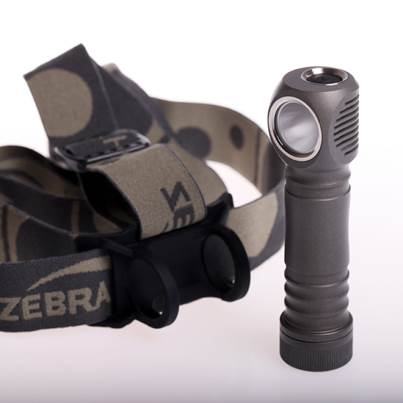 Zebralight H600Fd MK IV Headlamp