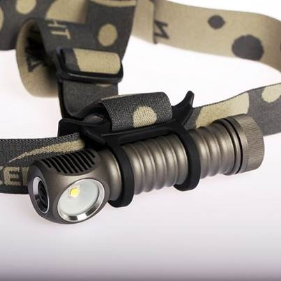 Zebralight H602 Headlamp