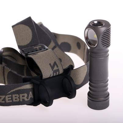 Zebralight H603 Headlamp