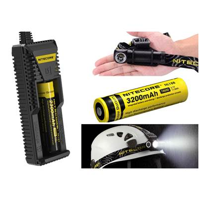 Nitecore HC30 Bundle Deal