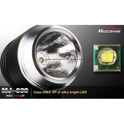 Magicshine MJ838 Bicycle Light