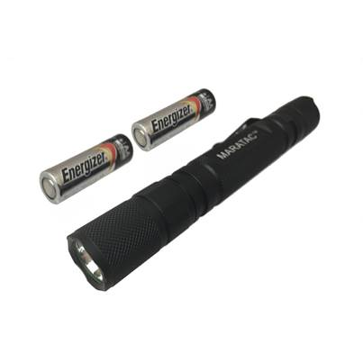 Maratac 2 x AA Flashlight