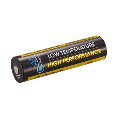 Nitecore 18650 Li-ion Low Temperature High Performance Battery NL1829LTHP