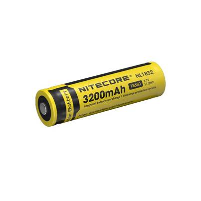 Nitecore 18650 Li-ion Battery (3200mAh) NL1832