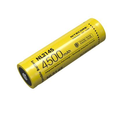 Nitecore 21700 Li-ion Battery (4500mAh) NL2145