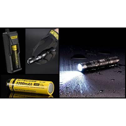 Nitecore P12GT Bundle Deal