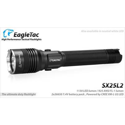 Eagletac SX25L2 R33 Rechargeable