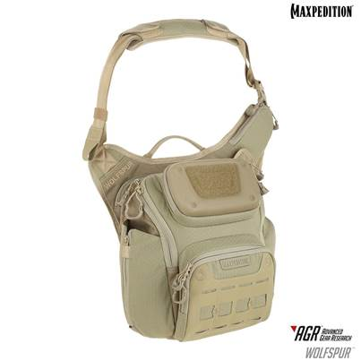 Maxpedition Wolfspur AGR Cross Body Shoulder Bag