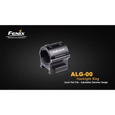 Fenix ALG-00 Quick Release Torch Mount