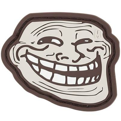 Maxpedition Troll Face Patch