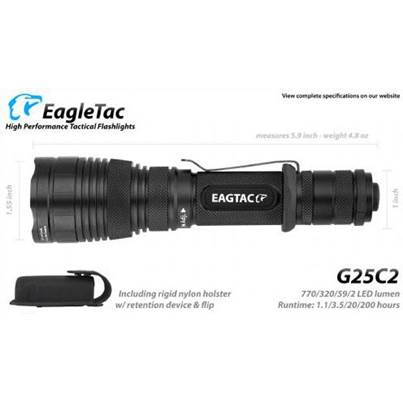 Eagletac G25C2 Mark II