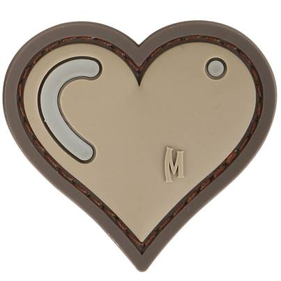 Maxpedition Heart Patch