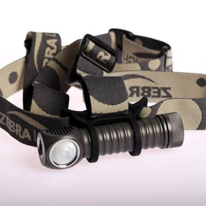 Zebralight H600Fc MkIII Headlamp