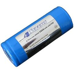 Rechargeable Li-ion 26650 Battery