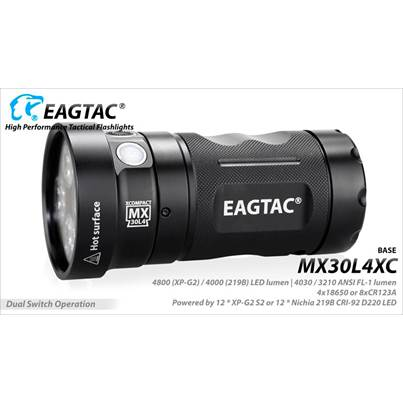 Eagletac MX30L4XC