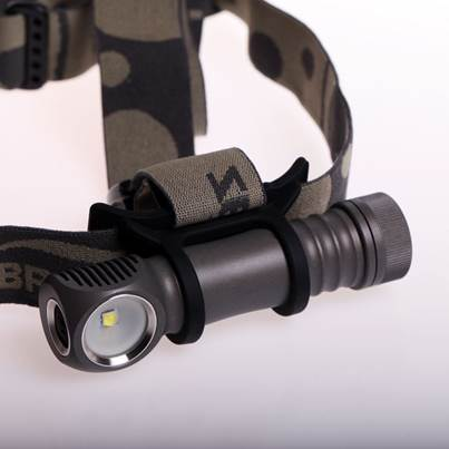 Zebralight H603d Headlamp