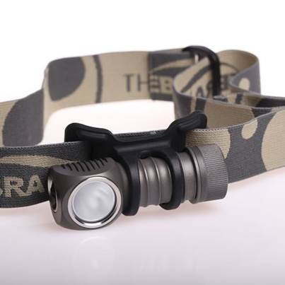 Zebralight H32Fw Headlamp